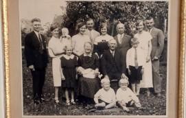 Familienfoto Sporleder