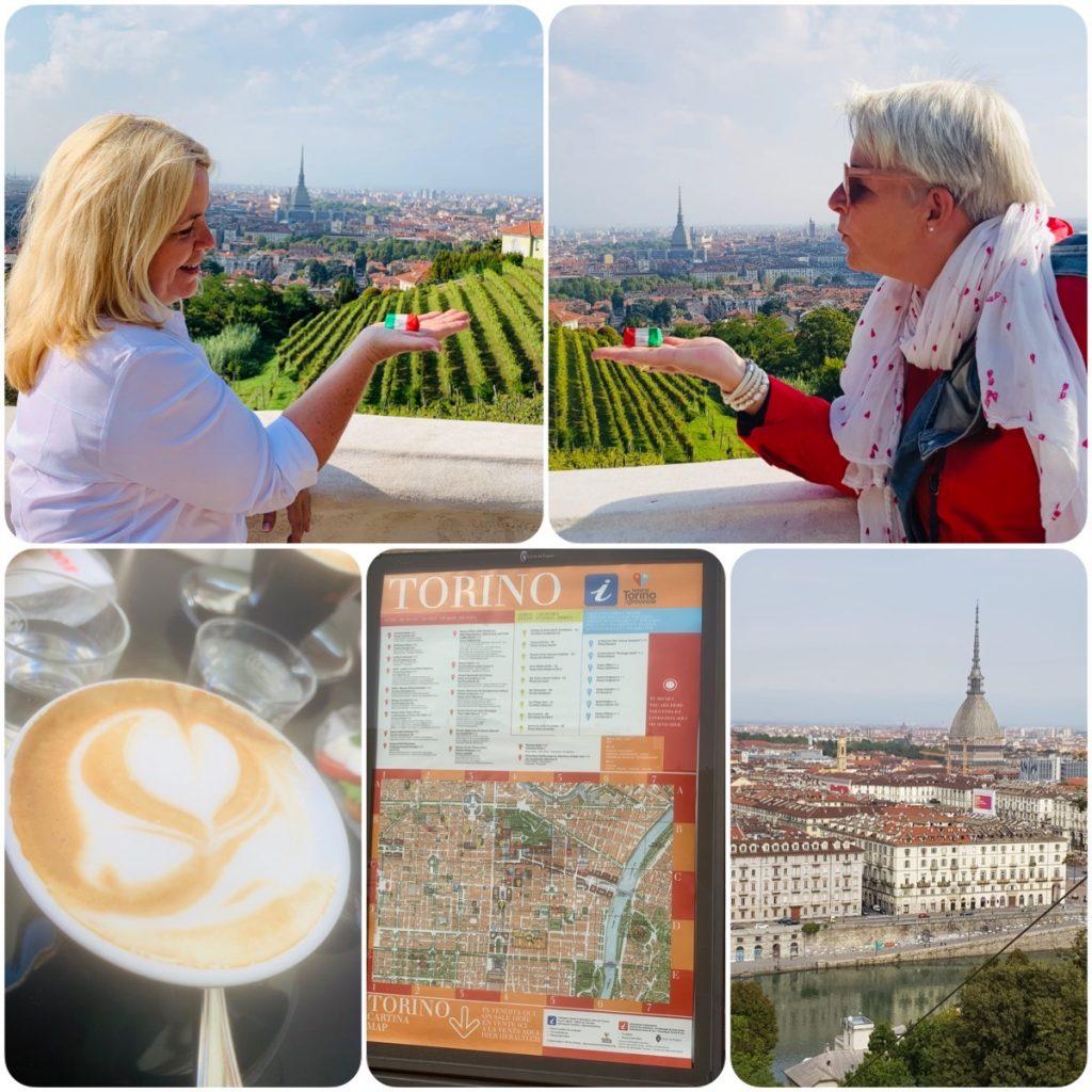Turin und Bra