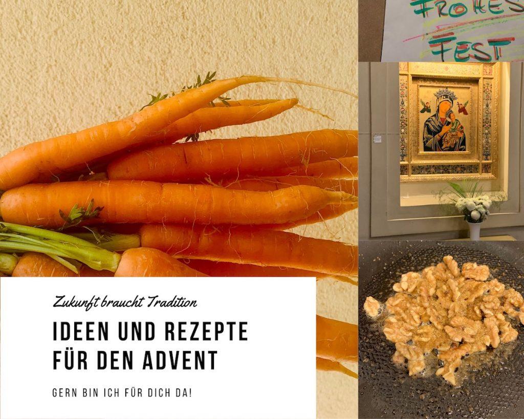 Karotten mit Butter