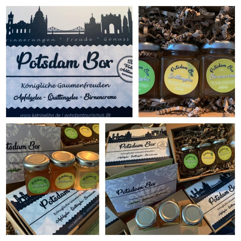 Die Potsdam Box