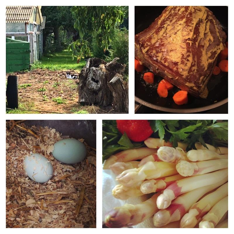 Glückliche Ostern