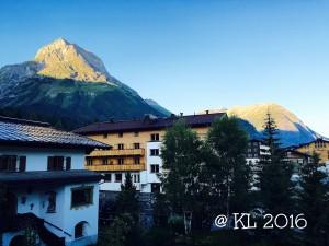 Das Omeshorm (Vorarlberg)