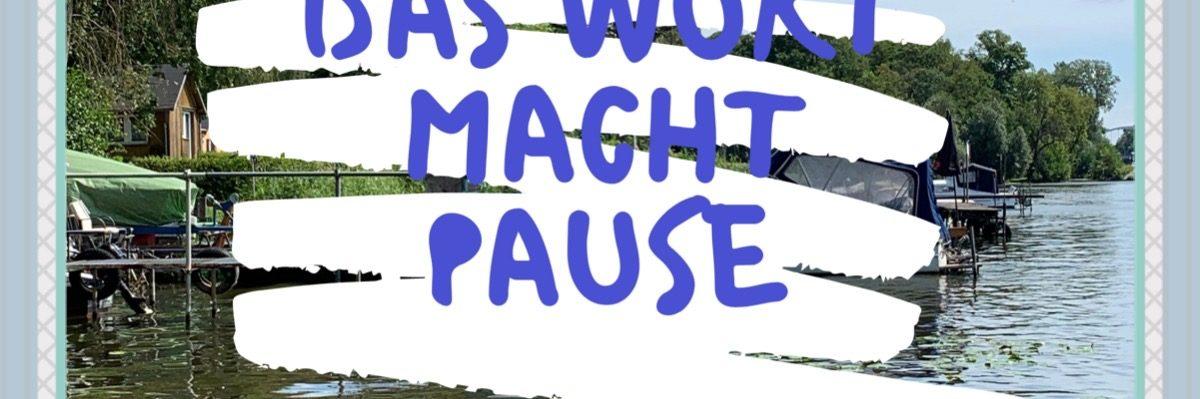 Wort Pause