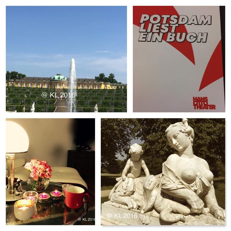 Potsdam liest und hört
