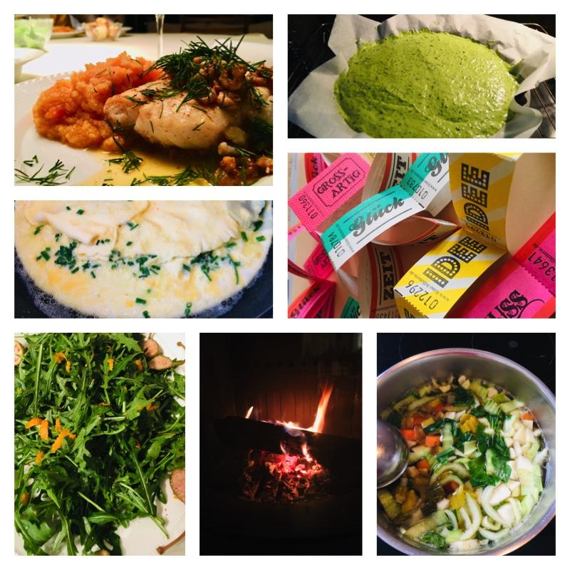 Speisen erreichen Dein Herz - meine kreative Küche macht lächeln und glücklich