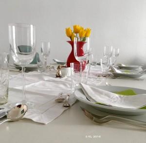 Die Tischkultur - brauchen wir eine Stoffserviette?