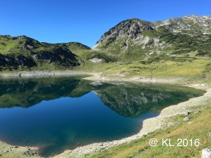 Formarinsee Vorarlberg