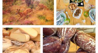 Meine Herbstküche zum Erbe des Tellers