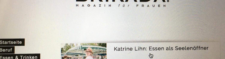 Titel des Onlinemagazins
