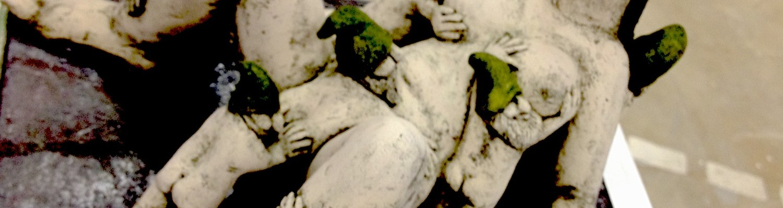 Die Kunstfigur Schneewittchen mit geilen Zwergen